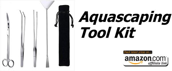aquascaping tool kit