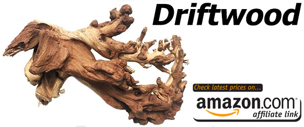 fishkeepers always love more driftwood and the best thing about it is that every piece is unique