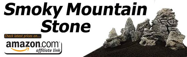 smoky mountain stone looks like a miniature mountain
