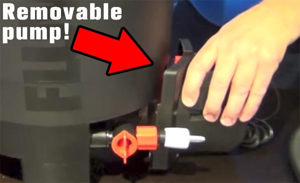fx6 external pump