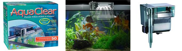 aquaclear hob filter
