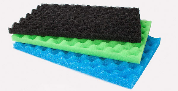 filter foam is the best most widely available form of mechanical filtration for aquariums